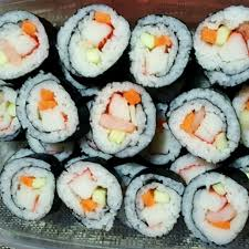 Cream Cheese and Crab Sushi Rolls ...