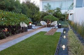 modern landscape design ideas from