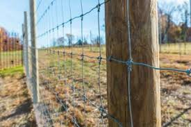 Woven Wire Fence Installation Woven Wire Fence Experts Profence
