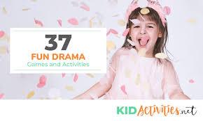 37 fun drama games and activities