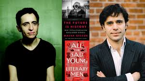 Writing in America: Siblings Masha Gessen and Keith Gessen on their  literary lives and work | Event Calendar | Amherst College