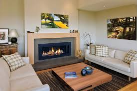 how to clean a gas fireplace properly