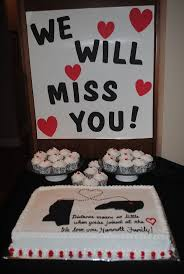 Pin by Felicia Howell on Going away | Moving away parties, Goodbye party,  Leaving party