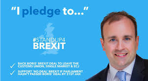 Aaron Bell: Newcastle under Lyme – #StandUp4Brexit