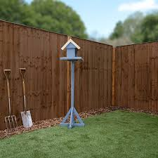 5 X 6 Pressure Treated Vertical Hit Miss Fence Panel Waltons
