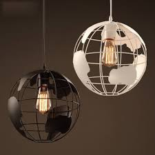 nordic style pendant lamp edison light