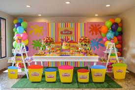 Pin De Cuqui Colon En Cumpleanos Play Doh Fiesta De Play Doh