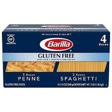 barilla pasta 4 bo 2 penne