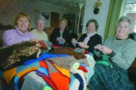 Alcester ladies sent a little warmth to soldiers in Afghanistan | Redditch  Advertiser