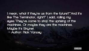 top terminator skynet quotes sayings