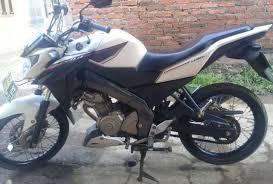 yamaha vixion advance 2016 jual motor