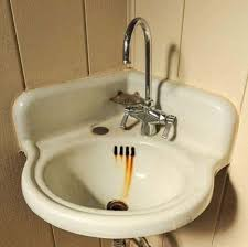 tips to rescue stained sinks pitted