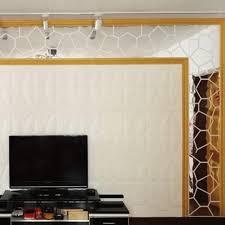 Amazon Com Seniutarm 3d Sticker Self Adhesive Wall Molding Skirting Line Mural Border Home Decorative White Kitchen Dining