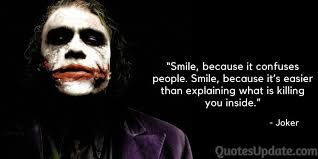 joker quotes by heath ledger from the dark knight