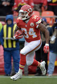 Chiefs Shopping RB Knile Davis