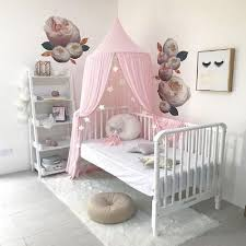Flh Wall Pendant Bed Canopy Mosquito Net Yarn Ball Hanging Ornament Kids Room Decor Buy At A Low Prices On Joom E Commerce Platform