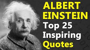 top inspirational and motivational quotes by albert einstein