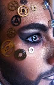 steunk makeup tutorial 2 saubhaya makeup