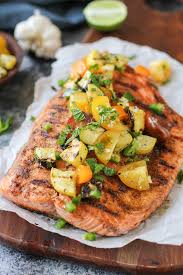 the only grilled salmon recipe you ll