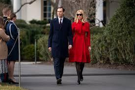 Ivanka Trump, Kushner skipped lockdown for Passover trip, White ...