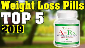 TOP 5: Best Weight Loss Pills 2019 - YouTube