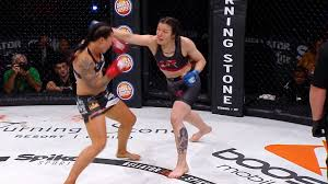 Sinead Kavanagh vs. Arlene Blencowe - MMA Full Fight Video - Koreshkov vs.  Njokuani Prelims