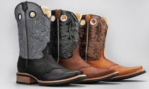saddle vamp western boots