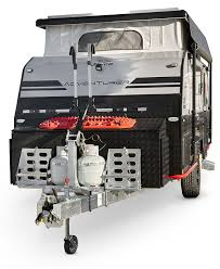 jayco adventurer off road bicycle carrier