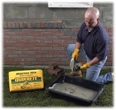 Knowing The Difference Between Mortar Concrete Which Do You Need For Your Project Weaver S Hardware
