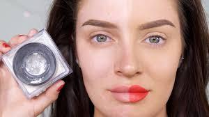 goss makeup artist powder under