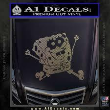 Spongebob Squarepants Decal Sticker A1 Decals
