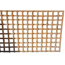 6ft X 2ft Trellis Panels 4 Square Approx Bentleyfencing