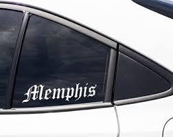 Memphis Decal Etsy