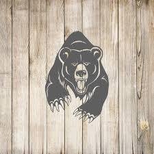 Mama Bear Laptop Decal Bear Wall Sticker Adventure Sticker Baby Bear Decal Yeti Cup Decal Wall Stickers Aliexpress