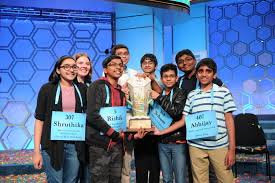2019 SCRIPPS NATIONAL SPELLING BEE DECLARES FIRST-EVER GROUP OF  CO-CHAMPIONS - Scripps