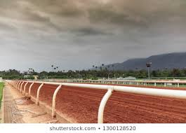 Race Track Fence Images Stock Photos Vectors Shutterstock