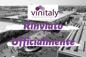 LIVE Blogging: Rimandato il Vinitaly, si terrà a Giugno - Radio ...