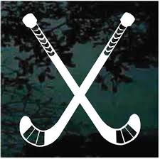 Hockey Car Decals Stickers Decal Junky