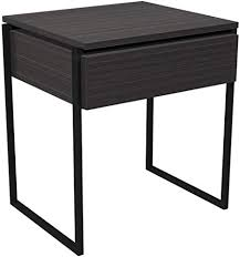 gillmorespace side table drawer wenge