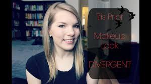 tris makeup look divergent