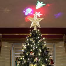 Đèn Led Cây Giáng Sinh Hình Ngôi Sao Trang Trí Bông Tuyết Người ...