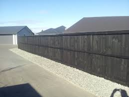 Gallery Of Fence Painting Work Fence House Painting By Lincoln Painters Christchurch