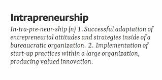 inspiring quotes on intrapreneurship the infopad