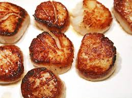 The Best Seared Scallops