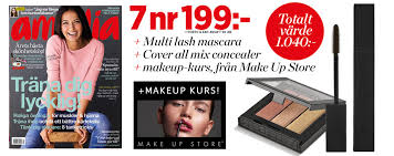 få en gratis makeup kurs käthe nilsson