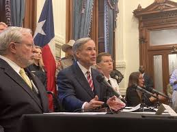 Gov. Greg Abbott orders Texans to avoid groups of 10; closes bars, gyms and  restaurants for dine-in   Community Impact Newspaper