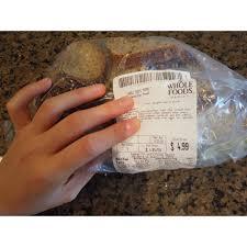 种子诱惑面包 很丑 但真的很好吃