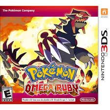 Pokemon Omega Ruby | Nintendo 3DS