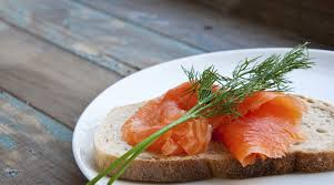 Salmon Gravlax with Fresh Dill