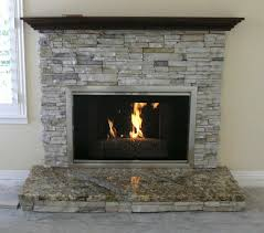 cultured stone fireplaces interesting